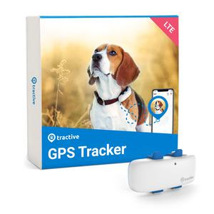 Tractive GPS DOG 4 - Localizzatore GPS per cani e monitoraggio dell'attività