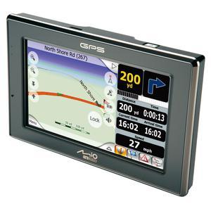 GPS Mio DigiWalker C520T