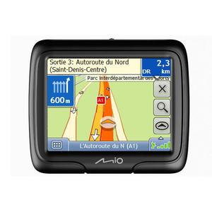 GPS Mio Moov M300 Europe