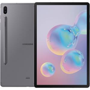 "Galaxy Tab S6 (2019) 10,5"" 128GB - WiFi + 4G - Gris - Libre"