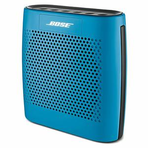 Bose SoundLink Color Speaker Bluetooth - Blauw/Zwart