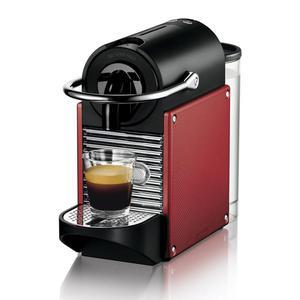Espresso-Kapselmaschinen Nespresso kompatibel Magimix Pixie Carmine