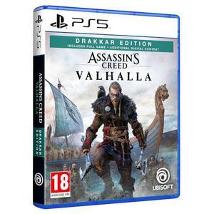 Assassin's Creed: Valhalla Drakkar Edition - PlayStation 5