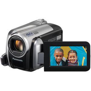 Videocamere Panasonic SDR-H40 Grigio/Nero