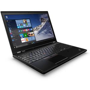 "Lenovo ThinkPad P50 15"" Core i7 2,7 GHz - SSD 480 GB + HDD 500 GB - 16GB Tastiera Francese"
