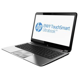"Hp Envy TouchSmart 4-1280EF 14"" Core i5 1,8 GHz - SSD 32 GB + HDD 500 GB - 4GB AZERTY - Frans"