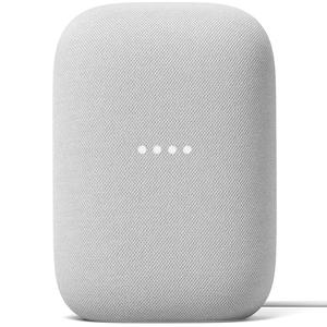 Google Nest Audio Galet Speaker Bluetooth - Harmaa