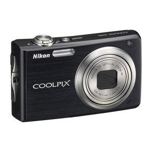 Compacta Nikon coolPix S630 - Negro + Lens Nikkor Zoom - 6.6 - 46.2 mm - f/3.5-5.3