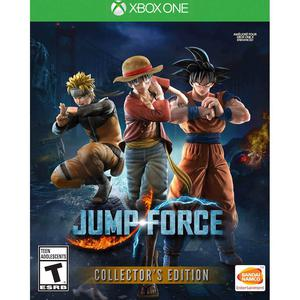 Jump Force Collector's Edition - Xbox One - Xbox One