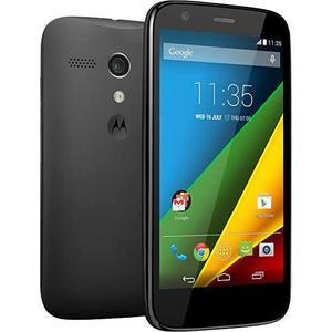 Motorola Moto G 4G 8GB - Musta - Lukitsematon