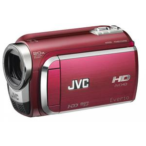 Camcorder JVC Everio GZ-MG330 - Rot