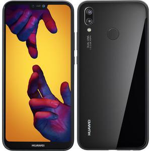 Huawei P20 Lite 64GB - Musta (Midnight Black) - Lukitsematon