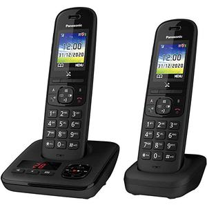 Téléphone fixe Panasonic KX-TGH722 DUO