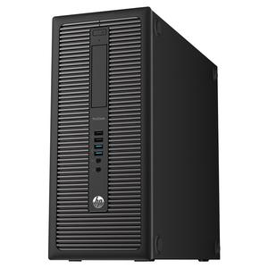 Hp ProDesk 600 G1 Tower Core i7 3,4 GHz - SSD 240 Go + HDD 500 Go RAM 8 Go