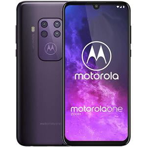 Motorola One Zoom 128 GB (Dual Sim) - Purple - Unlocked