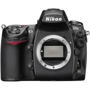 Reflex - Nikon D700 - Corpo macchina - Nero