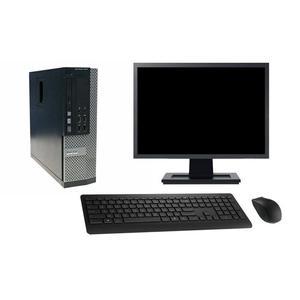 """Dell OptiPlex 9010 SFF 19"""" Core i5 3,1 GHz - SSD 480 Go - 8 Go"""