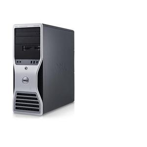 Dell Precision T5400 Xeon 3,33 GHz - HDD 150 Go RAM 4 Go