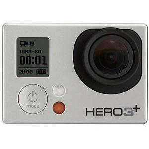 Video camera GoPro GoPro Hero 3+ Silver Edition - Silver