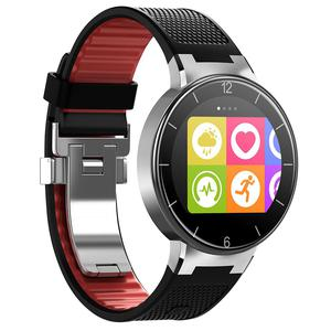 Montre Cardio Alcatel OneTouch Watch - Noir/Rouge