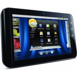 """Dell Streak 7 (Maaliskuu 2011) 7"""" 16GB - WiFi + 3G - Musta - Lukitsematon"""
