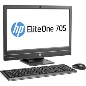 HP EliteOne 705 G1 23-inch A8 PRO 3.1 GHz - SSD 120 GB + HDD 500 GB - 8GB