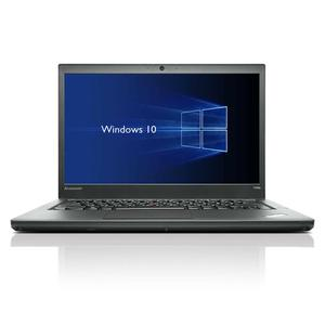"Lenovo ThinkPad T440P 14"" Core i5 2,5 GHz - SSD 120 Go + HDD 500 Go - 8 Go QWERTZ - Allemand"