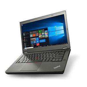 "Lenovo ThinkPad T440P 14"" Core i5 2,5 GHz - SSD 512 GB - 8GB QWERTZ - Deutsch"