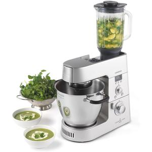 Robot multifunción Kenwood Cooking CHEF KM080 - Plata