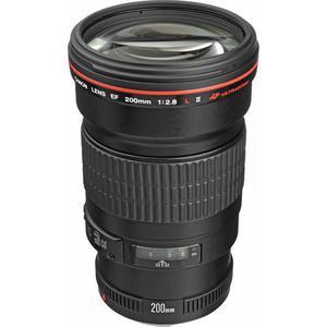 Objectif Canon EF 200mm f/2,8 L II USM
