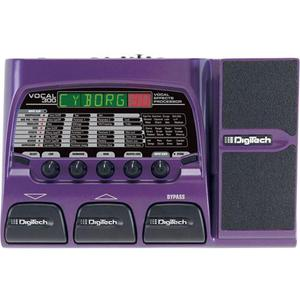 Effectpedaal DigiTech VOCAL 300 - Paars