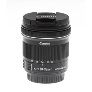Canon EFS 10-18mm f/4.5-5.5 IS STM