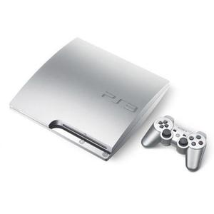 Sony Playstation 3 320GB + Ohjain - Harmaa