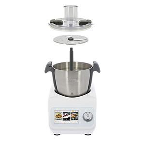 Robot Cuiseur Compact Cook Platinum