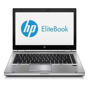 "HP EliteBook 8470P 14"" Core i5 2,6 GHz - SSD 120 Go - 8 Go QWERTZ - Allemand"