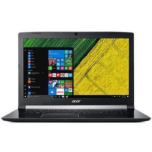 """Acer Aspire 7 A715-72G-76F5 15"""" Core i7 2,2 GHz - SSD 128 GB + HDD 1 TB - 16GB - NVIDIA GeForce GTX 1050 AZERTY - Ranska"""