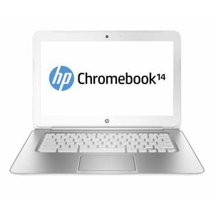 HP Chromebook 14 G1 Celeron 1.4 GHz 16GB SSD - 4GB QWERTY - English (US)