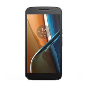 Motorola Moto G4 16GB Dual Sim - Musta - Lukitsematon
