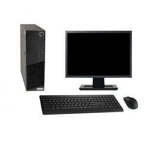 """Lenovo ThinkCentre M83 SFF 23"""" Core i3 3,4 GHz - SSD 256 GB - 8GB"""