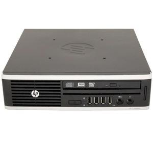 HP Compaq 8200 Elite USFF Core i3 3,3 GHz - SSD 256 Go RAM 4 Go