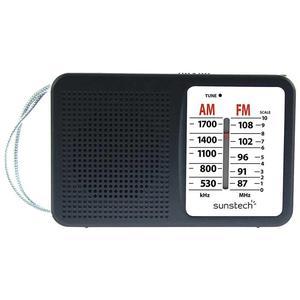Sunstech RPS411BLISBK Radio Nein