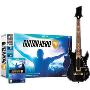 Guitar Hero Live + Guitar Hero Live - Nintendo Wii U