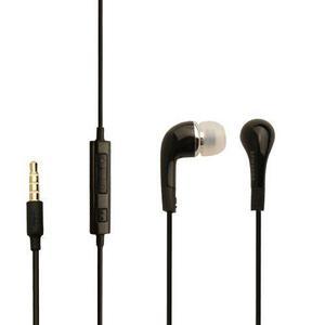 EHS64 Earbud Earphones - Black