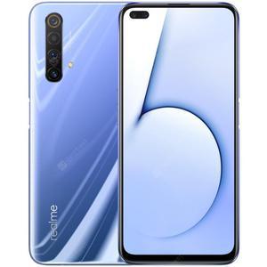 Realme X50 5G (China) 128GB Dual Sim - Sininen - Lukitsematon