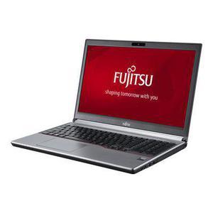 "Fujitsu LifeBook E753 15"" Core i7 3 GHz - SSD 240 GB - 8GB AZERTY - Frans"