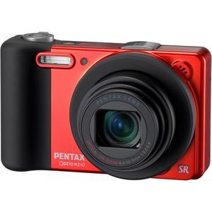 Compact - Pentax Optio RZ10 Noir/Rouge Pentax Optical Zoom Lens 28-280mm f/3.2-5.9