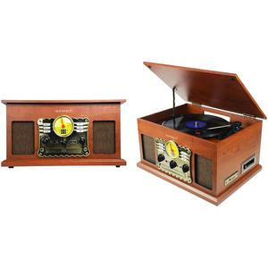 Platine Vinyle Sunstech PXRC5CDWD