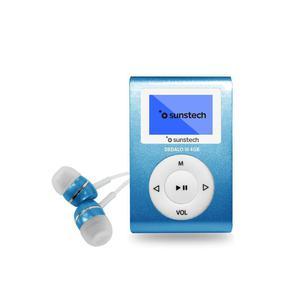 Lecteur MP3 Sunstech Dedalo III 4 Go - Bleu