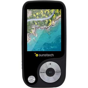 Sunstech Thorn MP3 & MP4-soitin & MP4 4GB - Musta