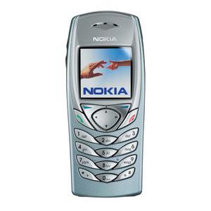 Nokia 6100 - Blau/Grau- Ohne Vertrag